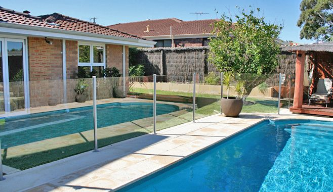 Frameless glass pool fencing makes your pool looks great-please contact us at Total Glass Fencing for supplies of frameless glass fencing at affordable rates.