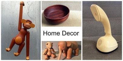 Home Decor  Do you want to spice up your home with some mid century high end items check out this collection  www.deerstedt.com