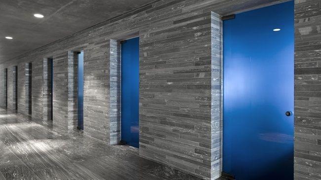 Therme Vals u2013 Wellness und berühmte Architektur - Schweiz - Spa Und Wellness Zentren Kreative Architektur