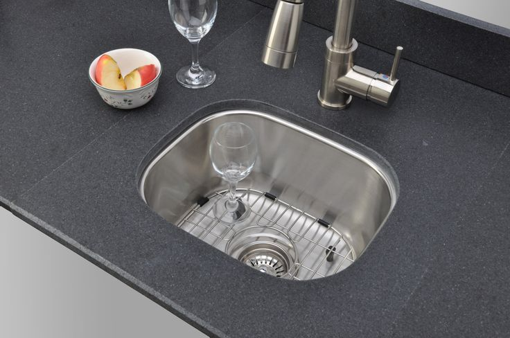 "Craftsmen Series 15"" x 12.75"" Bar Sink"