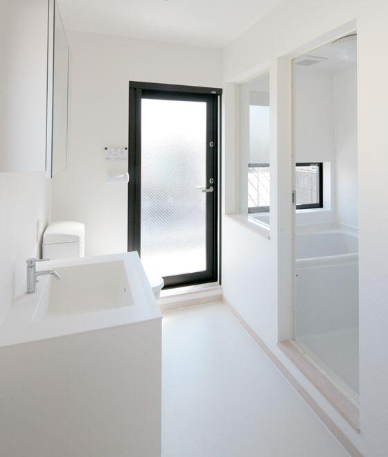 間口3.5m×奥行8.5m、9坪の土地に建つ狭小住宅 オリジナルデザイン住宅 MT邸   建築概要   Boo-Hoo-Woo.com デザイン住宅施工例