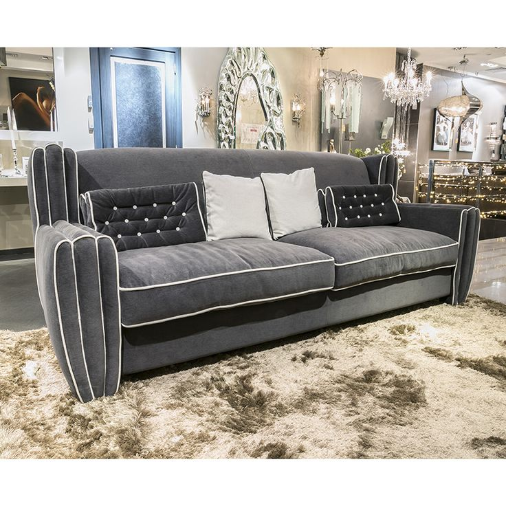 Nicola Cappellini диван трехместный NC1 http://www.mebelclub.ru/catalog/divan_trexmestnyj_nc1_1.html #interior #furniture