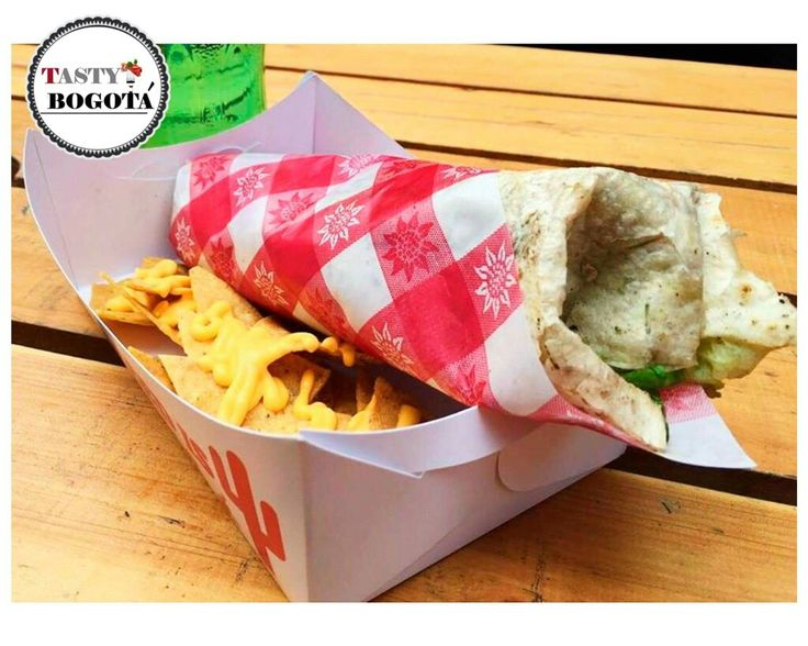 Burrito Lunch Box