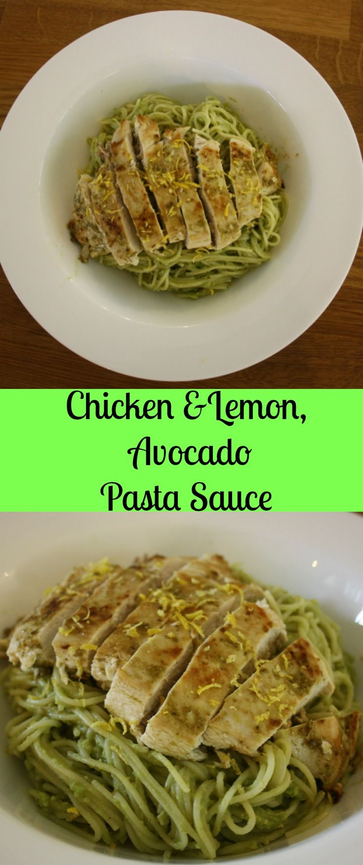 Avocado Pasta Sauces on Pinterest | Avocado Pasta, Creamy Avocado ...