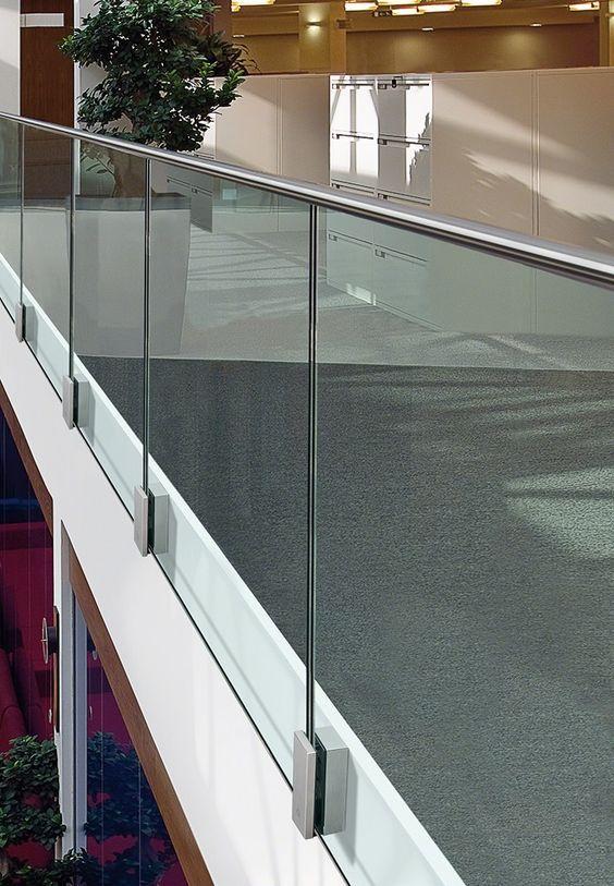 25 Best Ideas About Glass Railing On Pinterest Glass