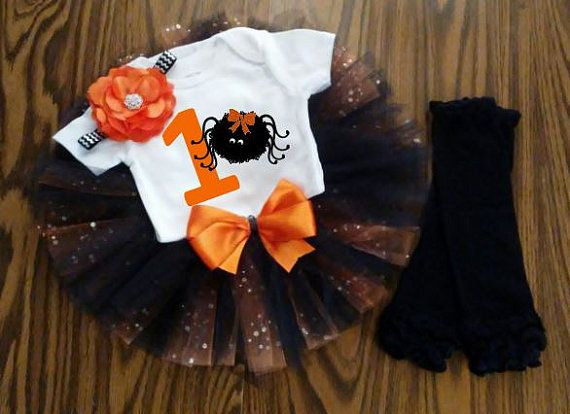 Hey, I found this really awesome Etsy listing at https://www.etsy.com/listing/462560620/halloween-1st-birthday-girl-outfit-girls