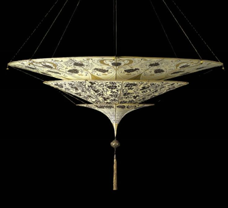 The Shape And Reminiscent Of Persian Design