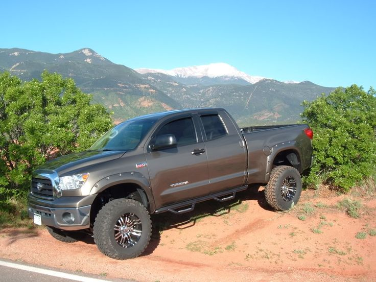 2007 toyota tundra lifted - Google Search