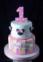 Gallery Page 3 - 3D Kids Birthday Cakes