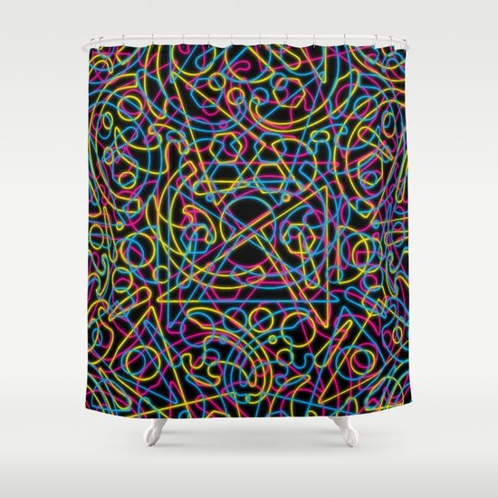 Check out society6curated.com for more! I am a part of the society6 curators program and each purchase through these links will help out myself and other artists. Thanks for looking! @society6 #abstract #abstraction #shower #curtain #home #decor #homedecor #apartment #apartmentgoals #sophomoreyear #sophomore #bathroom #bath #bedandbath #bathe #unique #art #design #creativity #creative #fun #gift #giftidea #gifts #giftideas #buyart #artforsale #geometric #geometricart #color #red #yellow…