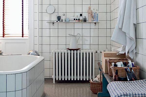 my retro bathroom
