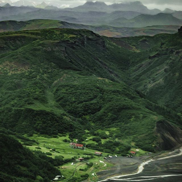 Volcano Huts in Thorsmork, Iceland - Accommodation and Hiking