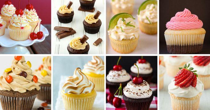 Receita Básica de Cupcake - https://topreceitasfaceis.com/receita-basica-cupcake/