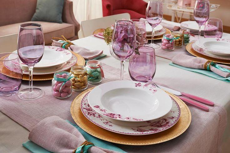 Royal bone china yemek takımıyla özel davetlerinizde renkli sofralar hazırlayarak göz kamaştırın. Benardo, #BeylikdüzüMigros AVM'de.  #bmigrosavm #home #decoration #colourful