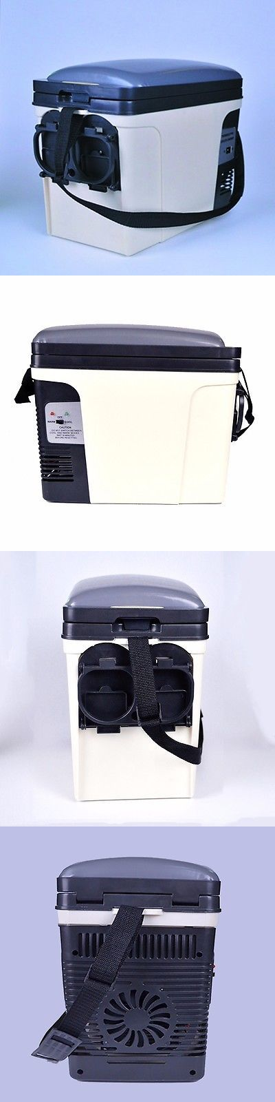 12-Volt Portable Appliances: Thermoelectric Hiking Cooler Warmer Ac 110V Dc 12V Mini Fridge Car Truck Home 6L -> BUY IT NOW ONLY: $48.59 on eBay!