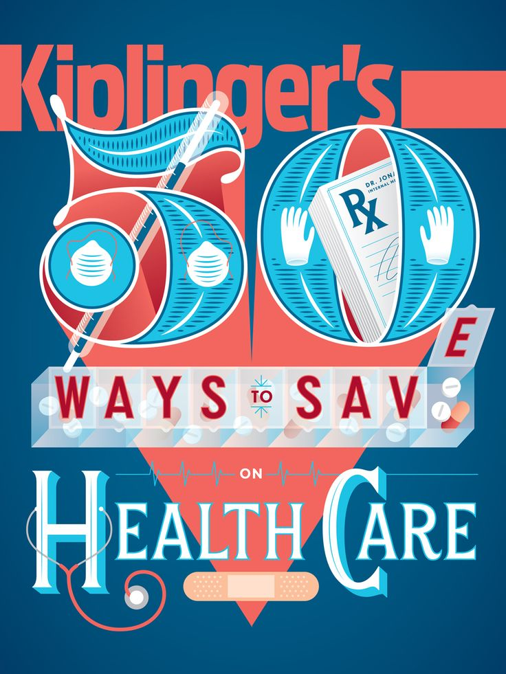Healthcare 50 by Jessica Hische