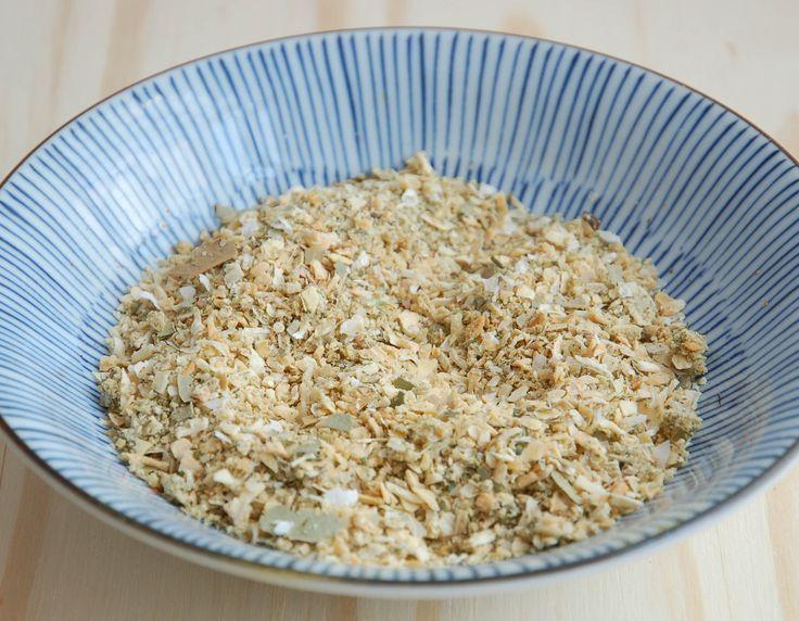 Tempero caseiro substitui sazon arroz
