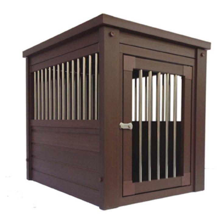 Best 25+ Decorative Dog Crates Ideas On Pinterest | Dog Crate Furniture,  Puppy Crate And Dog Crate Beds