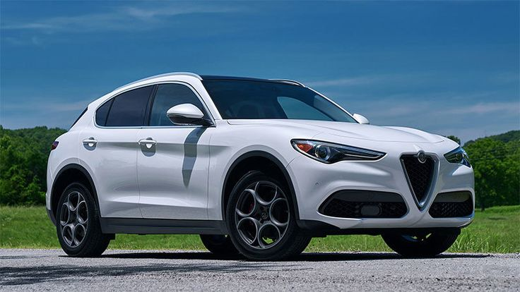 Alfa Romeo working on seven-seat, mild-hybrid SUV