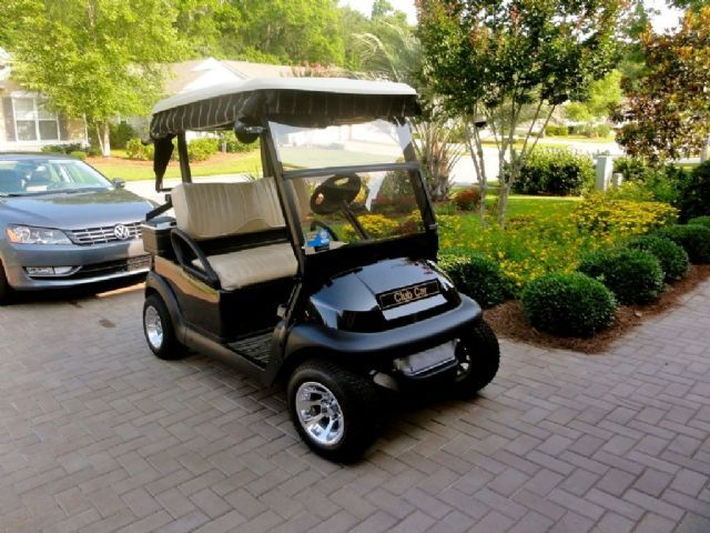 2012 Club Car Precident Golf Cart   Black For Sale In