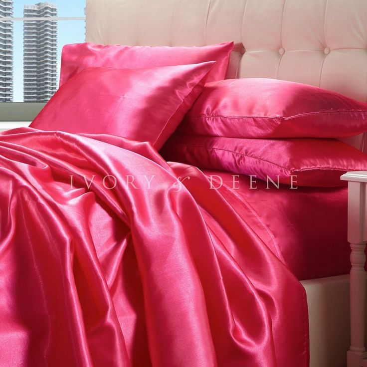 Charmant Love This Red Silk Satin Sheet Set From Ivory U0026 Deene, More Colours  Available With Free Delivery Australia Wide And Fast Worldwide Shipping.