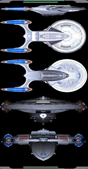 Star Trek...USS Enterprise NCC-1701-G