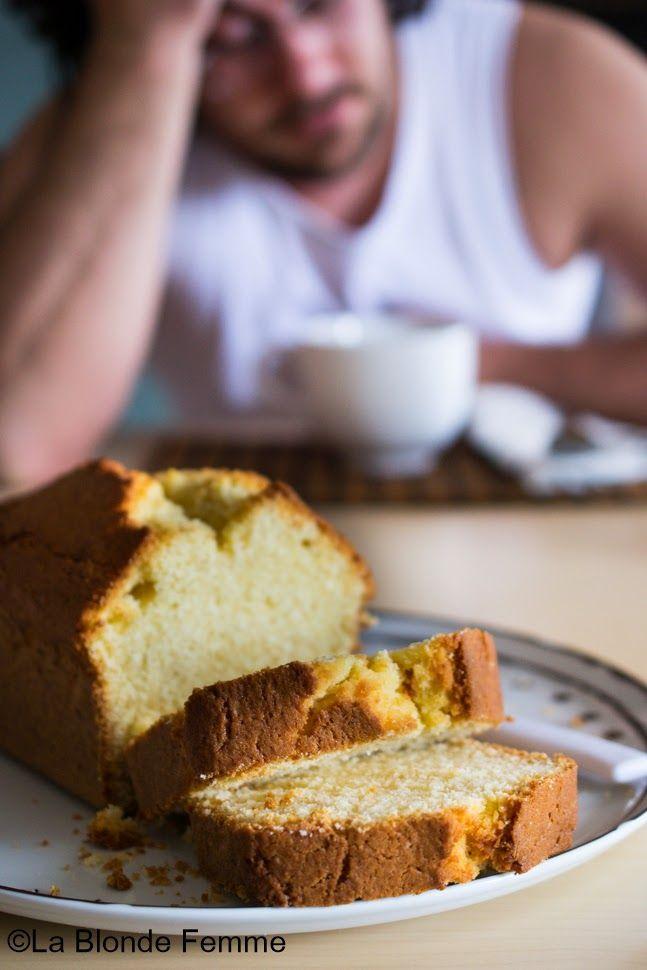 Coconut cake http://www.lablondefemme.com/2015/05/plumcake-al-cocco-iginio-massari.html