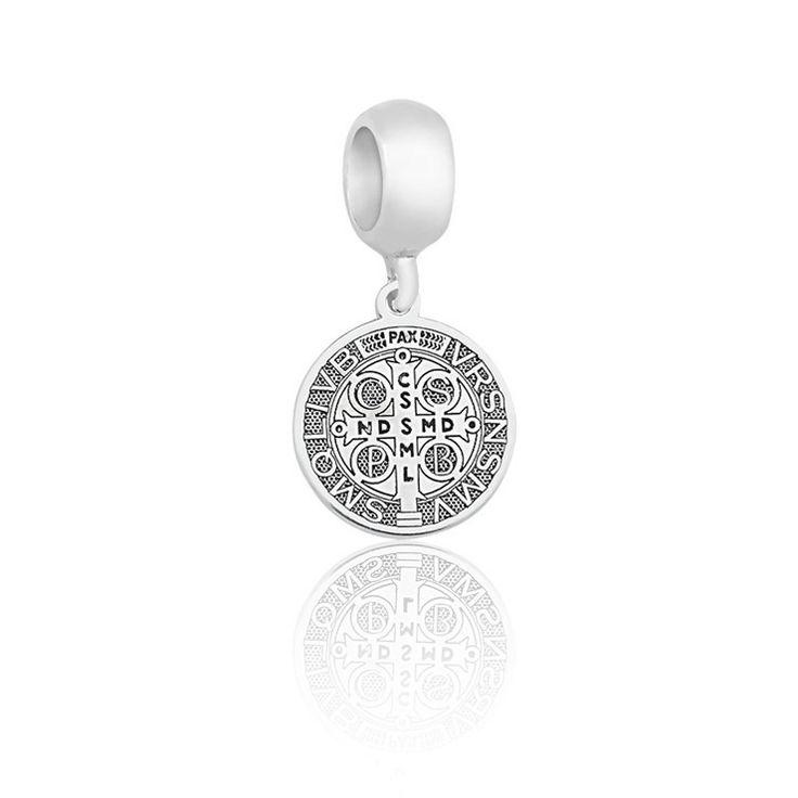 Amo Berloque - Medalhinha De São Bento R$ 59,00