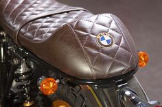 """C59R Cafe Racer Motorcycles – BMW R100RS """"The GranDream"""""""