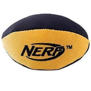 Nerf Dog Trackshot Squeaker Football, 5-inch //Price: USD & FREE Shipping //     #Oxytocin\'s_Worldwide