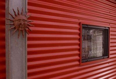 Corrugated Iron Cladding House Cladding Ideas