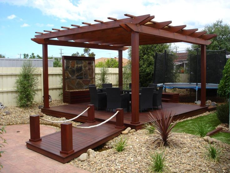 17 best Spa pergola ideas images on Pinterest | Backyard ...