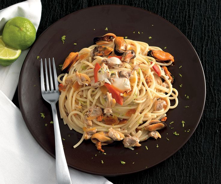 Ricetta Spaghetti da buon livornese - Le ricette de La Cucina Italiana