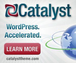 Wordpress Catalyst Theme Framework