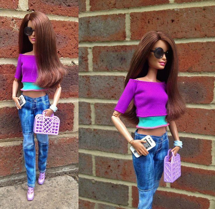 Out and About (MaxxieJames) Tags: vittoria belmonte doll mattel barbie teresa brunette actress model fashion fashionista clothes