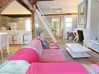 Ampio e lussuoso appartamento di charme nel cuore di ParigiCase vacanze in Louvre (I) da @homeawayitalia
