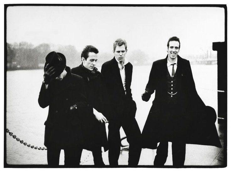 The Clash in 1979. 📷 Pennie Smith