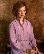 Rosalynn Carter was the 1st First Lady to make a foreign policy trip. First Lady - Rosalynn Carter | C-SPAN First Ladies: Influence & Image