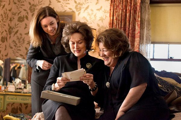 Click here for our review of August: Osage County!