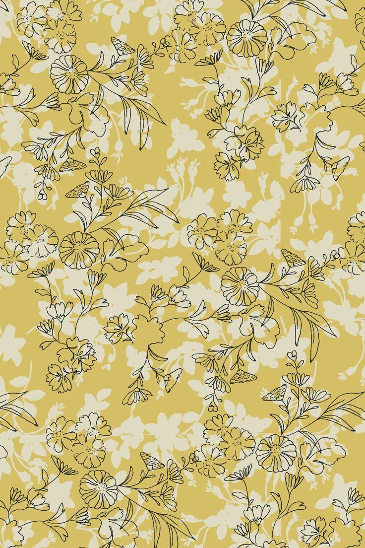 Allover for LZC/Kawashima   Julie Hermant, textile designer