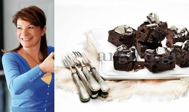 H πιο OREO σοκολατόπιτα με σιρόπι σοκολάτας από την Αργυρώ (Το Πρωινό 22/11)