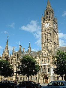 Manchester Town Hall - flying into Manchester in September.  Have one free full day there.  What do you suggest?