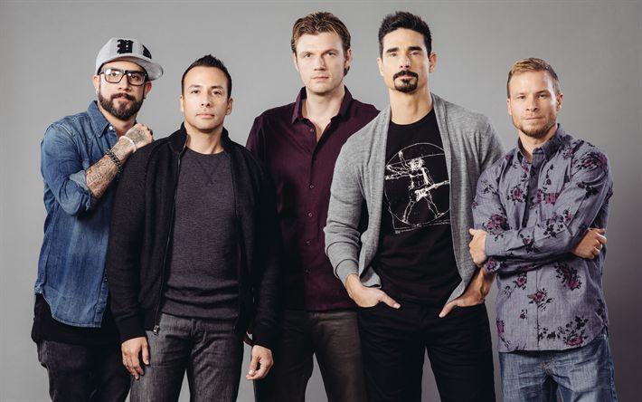 Lataa kuva Backstreet Boys, Amerikkalainen lauluyhtye, AJ McLean, Howie D, Nick Carter, Kevin Richardson, Brian Kappale