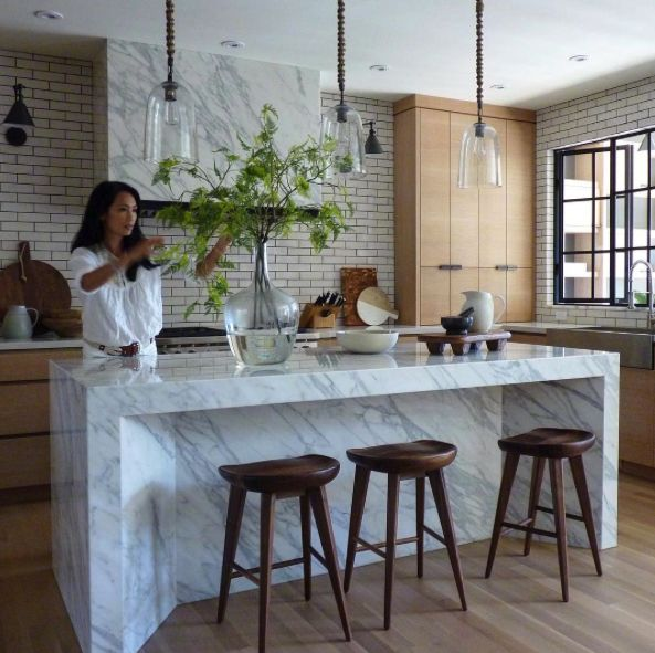 Nam Dang Mitchell Kitchen | La Dolce Vita Blog: Interior Design & Decorating Ideas and Inspiration