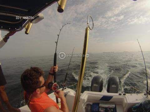 Es hora de un buen trip de pesca! - Panamá