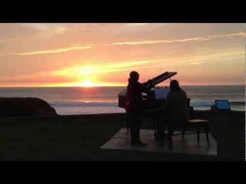 Mauro Ffortissimo | Sunset Piano Concert - YouTube