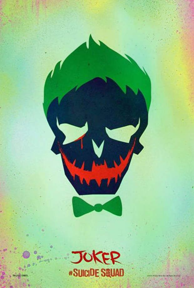 Le Joker alias Jared Leto