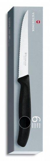 Victorinox presentförpackning bestär av 12 grill knivar.