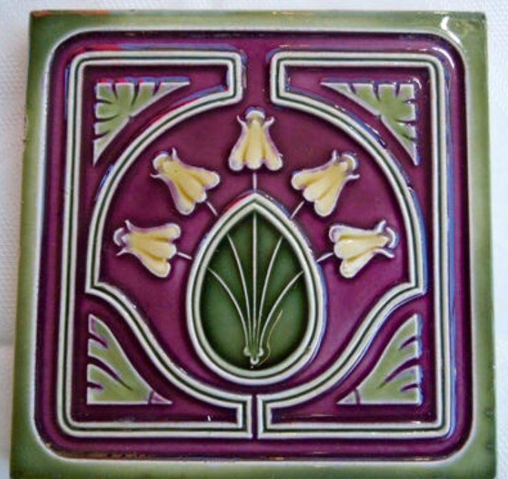 Decorative Tile Art 578 Best Decorative Tiles & Vintage Designs Images On Pinterest