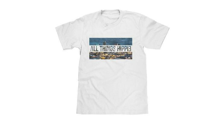 All Things Hippie Denver City Tee